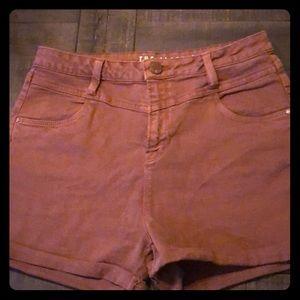 Cotton on. Jean shorts